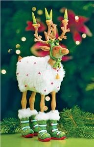 Patience Brewster's Blitzen Reindeer
