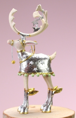 Patience Brewster Comet Reindeer Mini